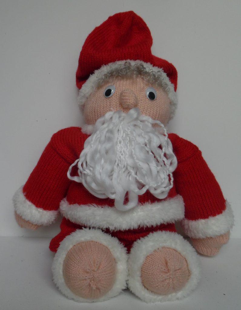 nisser, julemanden, hjemmestrikket og børnevenlig
