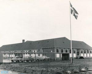 Arkiv billeder fra Fejø, Fejø Centralskole