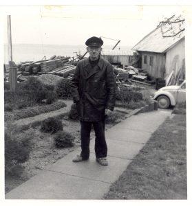 Gamle billeder Fejø, Morten Hansen