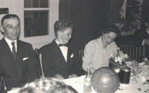 Arkiv billeder fra Fejø, Otto, Karen og Flemming Jensen