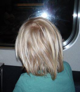 legoland, Bertram i toget, der kører under Storebælt