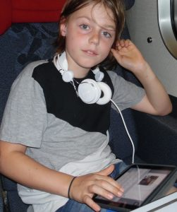 legoland, Max i toget
