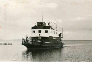 Arkiv billeder fra Fejø, Femøsund