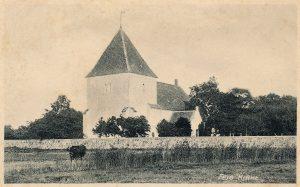 Arkiv billeder fra Fejø, Fejø Kirke