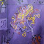 Dette lilla maleri symbolisere Jakobs søn Naftali