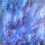 Tryghed, et maleri i mange blå nuancer